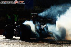 Red Bull Racing Show Run Milton Keynes