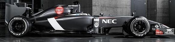 Sauber-C33-F1-2014-1
