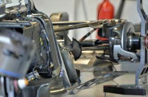 Detalle del interior del sauber 2013 canada