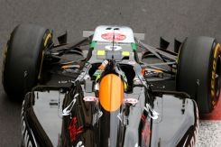 imagen frontal force india