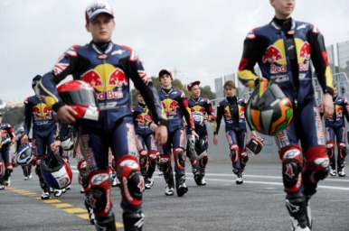 Rookies Cup riders are back